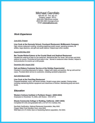 Bar Manager Resume Examples. Create My Resume Best Retail