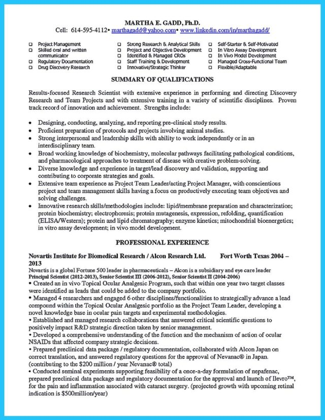 Resume writing service careers
