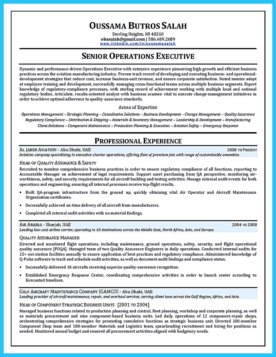 ... Sample Of Corporate Trainer Resume ...