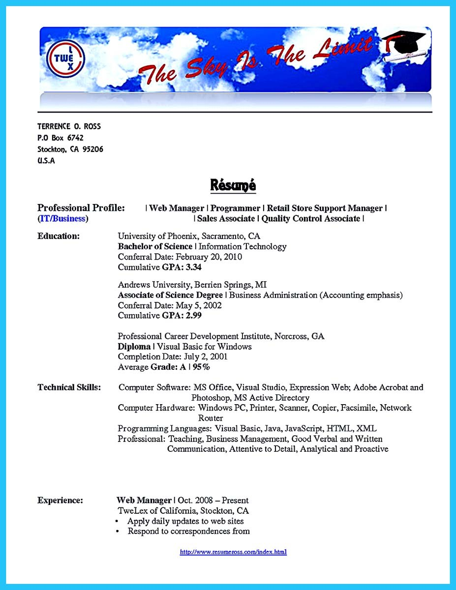 store manager resume sample and store manager resume sample pdf