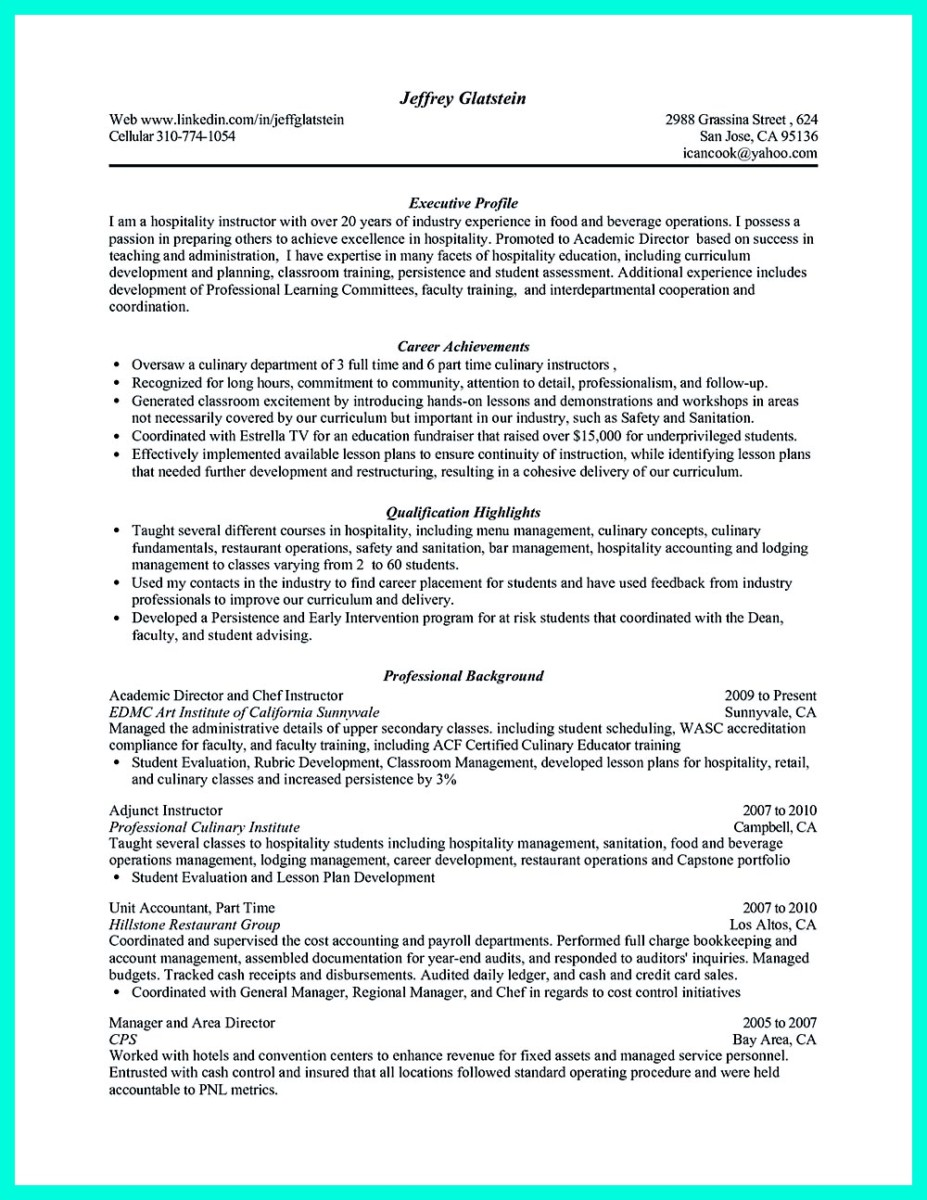 chef skills resume doc 7911024 culinary arts resumes culinary