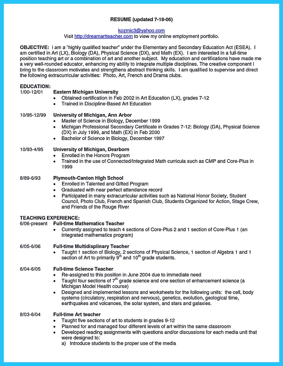 grade english teacher resume art samples assessment and rubrics grade english teacher resume art samples grabbing - Physical Science Teacher Resume