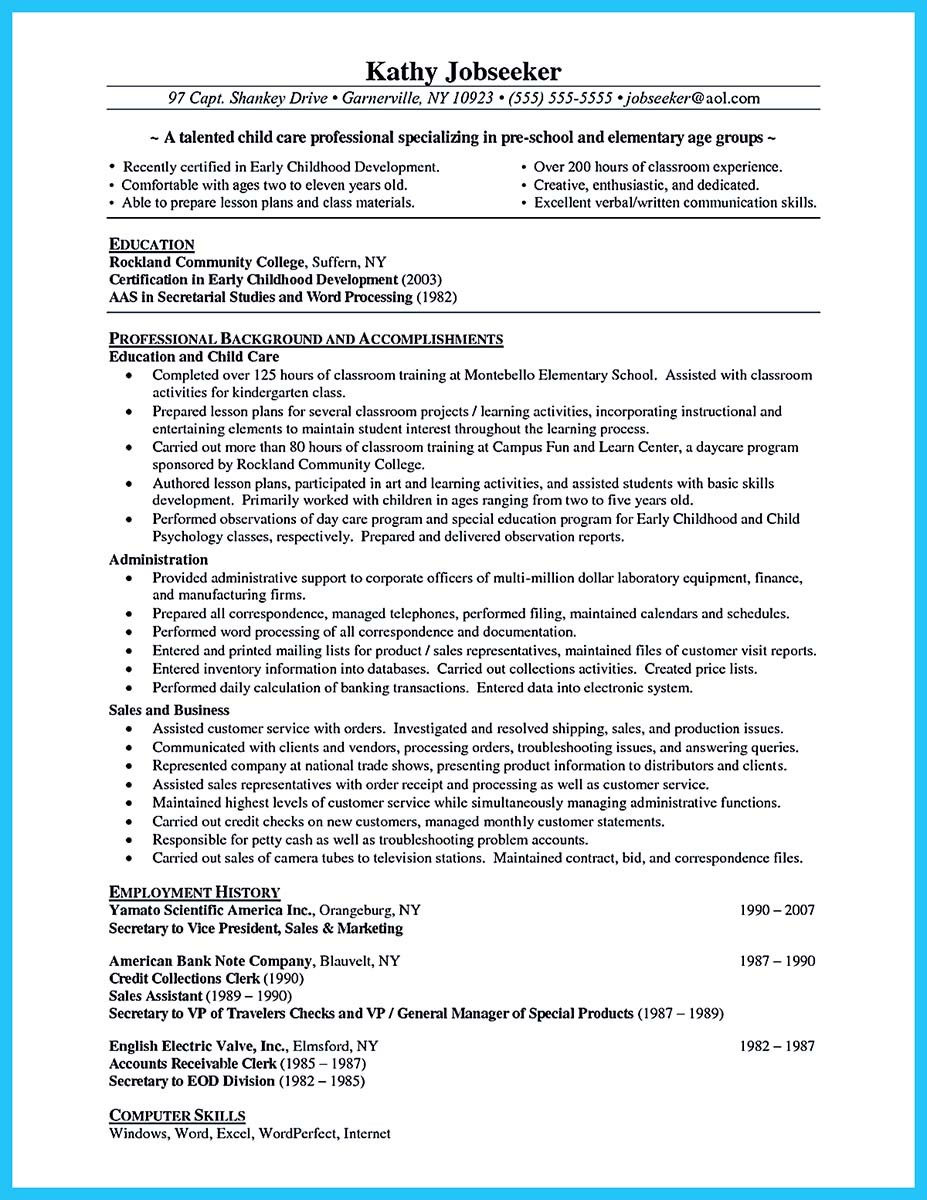 writing the best college essay - infoplease  sample resume for preschool teacher aide