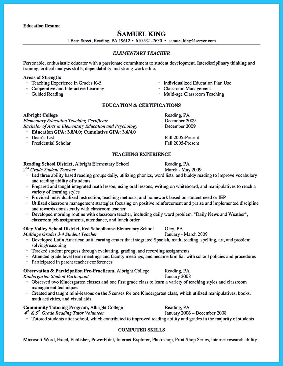teacher assistant sample resume. teachers assistant resume easy ...
