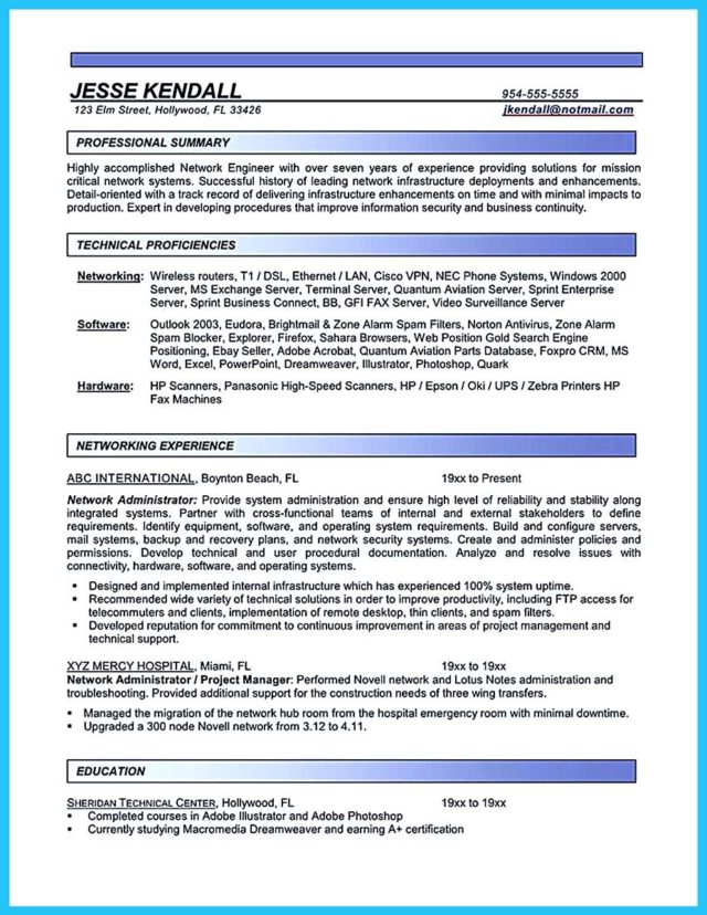 windows administrator resumesystem administrator resume doc