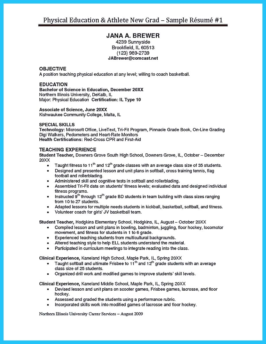 college basketball coach resume sample