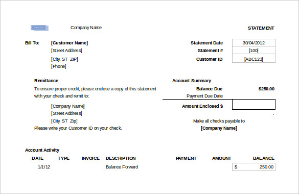 Monthly Invoice Template What Details To Include In The Format - Monthly invoice template excel