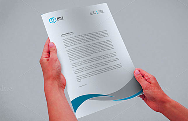 Word 2010 Format Effective Corporate Letterhead Template