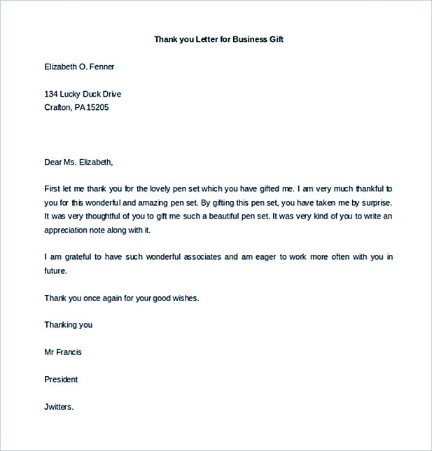 35+ Thank You Letter Template | How To Write A Resume In Simple Steps