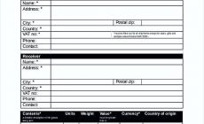 Permalink to Simple Invoice Template Word