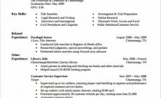 Permalink to The Order of Good Chronological Resume Sample