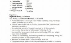 Permalink to The Best Way to Provide the Best Marketing Resume