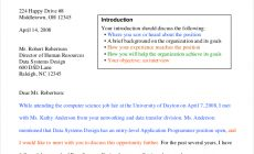 Permalink to Generic Cover Letters Template and How to Write Yours