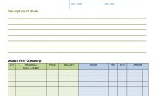 Permalink to Moving Invoice Template to Download and Print for Free