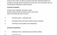 Permalink to Review and Revise Your Bartender Resume
