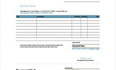 Permalink to Indesign Invoice Template for Your Personal Thoughts