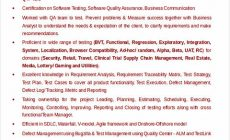 Permalink to Software Engineer Resume Sample and Tips