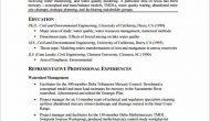 Permalink to Project Manager Resume Sample and Tips