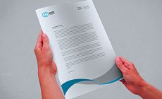 Permalink to Create the Letterhead Design in Proper Way