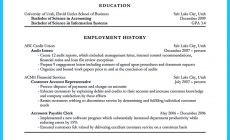 Permalink to Awesome Accounting Student Resume with No Experience