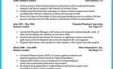 Permalink to Cool Credit Analyst Resume Example from Professional
