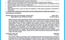 Permalink to High Quality Data Analyst Resume Sample from Professionals