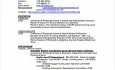Permalink to Clinical Research Coordinator Resume Objectives That Are Effective