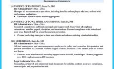 Permalink to High Impact Database Administrator Resume to Get Noticed Easily