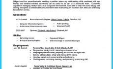 Permalink to Impress the Recruiters with These Bartender Resume Skills