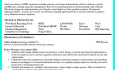 Permalink to Cool Construction Project Manager Resume to Get Applied