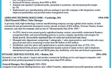 Permalink to Appealing Formula for Wonderful Business Administration Resume