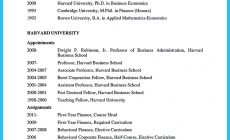 Permalink to Special Guides for Those Really Desire Best Business School Resume